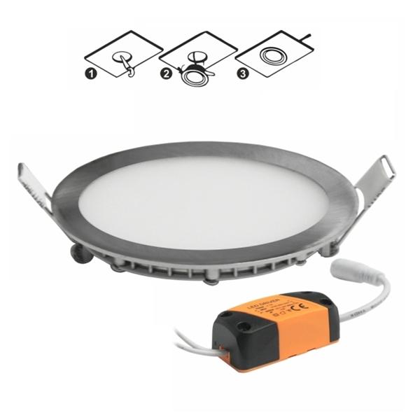 Painel LED - Encastrar