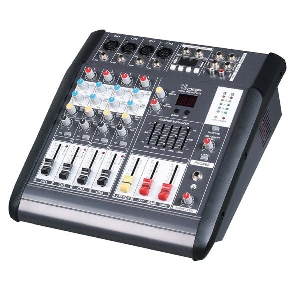 Mesas de Mistura & DJ